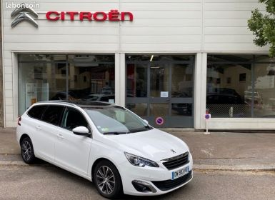 Vente Peugeot 308 SW allure blue HDI 120 Eat6 10/2015-full led- Occasion