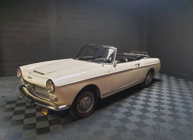 Peugeot 404 CABRIOLET INJECTION - PININFARINA Occasion