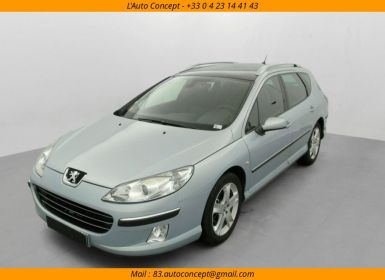 Achat Peugeot 407  2.0 HDi136 Confort Pack FAP Occasion
