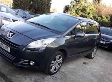 Achat Peugeot 5008 2.0 HDI 163 PREMIUM PACK BVA 7 PL Occasion