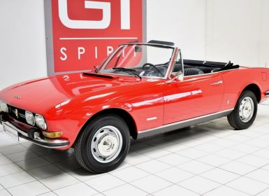 Vente Peugeot 504 Cabriolet Injection Occasion