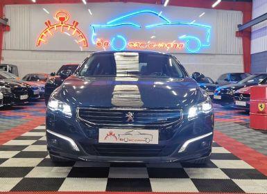Peugeot 508 2.0 HDi163 Hybrid4