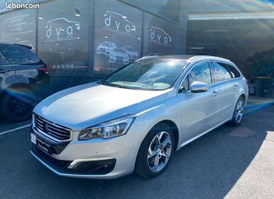 Peugeot 508 SW 2.0 BlueHDi 180ch Allure EAT6 / 2017 Occasion