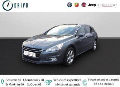 Vente Peugeot 508 SW 2.0 HDI140 FAP Active Occasion