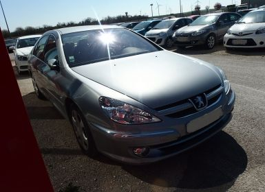 Peugeot 607 2.0 HDI126 EXCLUSIVE PACK FAP Occasion