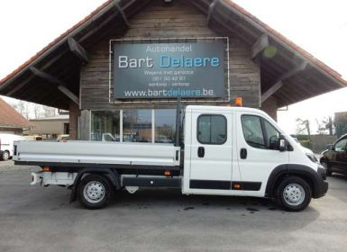 Peugeot Boxer 2.2hdi pick-up 7places 9800km!!! (18700Netto+Btw) Occasion