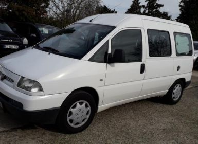Achat Peugeot EXPERT COMBI 2.0 HDI 110 9 PLACES Occasion
