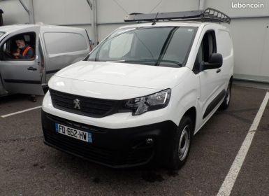 Vente Peugeot Partner 100cv galerie Occasion