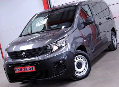 Achat Peugeot Partner 1.5 HDI 130CV DOUBLE CABINE LONG CHASSIS 5PLACES Occasion