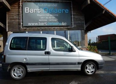 Vente Peugeot Partner 1.9 Diesel Occasion