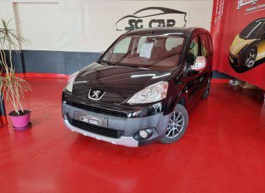 Vente Peugeot Partner 1l6 110 Ch 5 Places Occasion