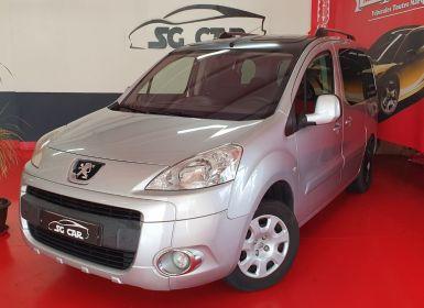 Vente Peugeot Partner 1l6 Hdi 110 Ch Zenith 5 Place Occasion