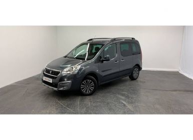 Vente Peugeot Partner Tepee 1.6 BlueHDi 100ch BVM5 Style Occasion