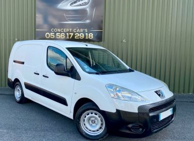 Vente Peugeot Partner Utilitaire 1.6 HDi Fourgon L2 750 kg 92 cv Occasion