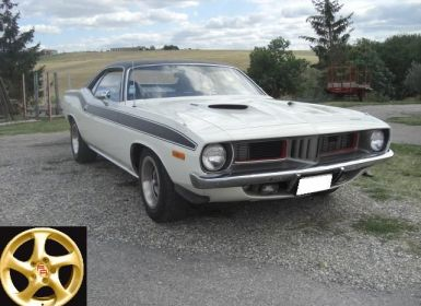 Voiture Plymouth Barracuda BARACUDA BARACUDA Occasion