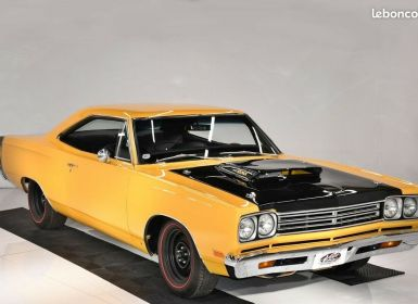 Vente Plymouth Road runner 1969 - V8 440Ci Six Pack - Boite Manuelle Occasion