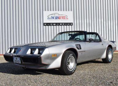 Vente Pontiac Trans Am Silver anniversary Occasion