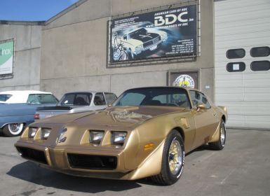 Vente Pontiac Trans Am Trans-am Gold Edition Occasion