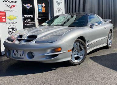 Achat Pontiac Trans Am WS6 V8 5,7L 324CH Occasion