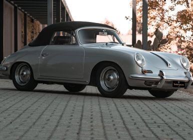 Porsche 356 B 1600 S CABRIOLET