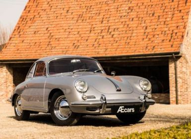 Vente Porsche 356 B T6 COUPE - MANUAL - RED LEATHER SEATS - TOP Occasion