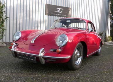 Porsche 356 BT6 1600S