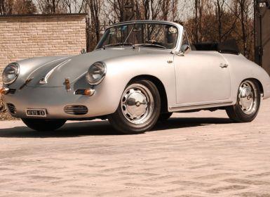Vente Porsche 356 C 1600 CABRIO REUTTER Occasion