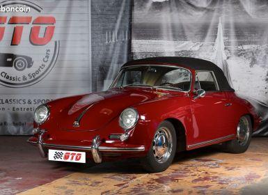 Porsche 356 c cabriolet Occasion