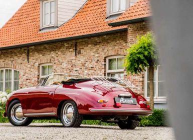 Achat Porsche 356 CHESIL SPEEDSTER - BELGIAN HOMOLOGATION OK Occasion