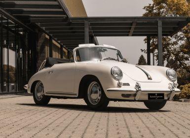 Vente Porsche 356 PORSCHE 356 C CABRIOLET 1600 SC Occasion
