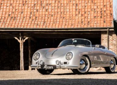 Vente Porsche 356 SPEEDSTER - 1600 SUPER - REPLICA - MANUAL Occasion