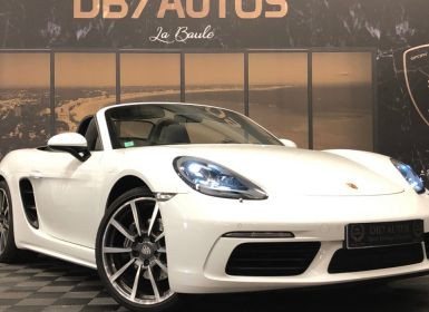 Achat Porsche 718 BOXSTER 2.0i 300 ch PDK Occasion