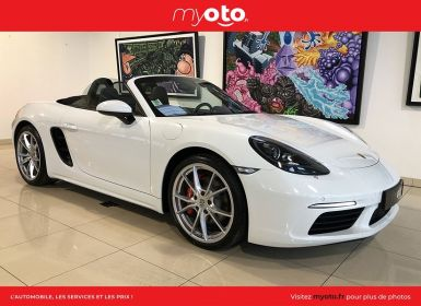 Achat Porsche 718 BOXSTER 2.5 350CH S PDK Occasion