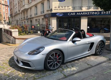 Voiture Porsche 718 Boxster 2.5i S 350 Ch PDK Leasing