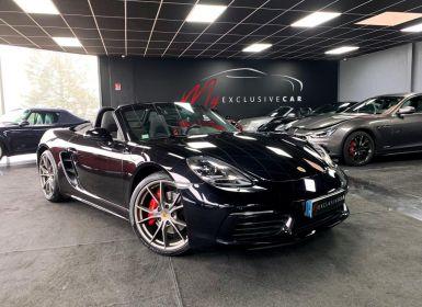 Porsche 718 Boxster S PDK - Origine France, 1ère Main - Echappement Sport, Connect Plus, ...16.344 € D'options Occasion