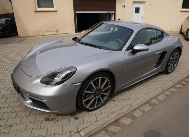 Vente Porsche 718 Cayman PDK, Pack Carbone, Xénon PDLS, Navi, Connect Plus Occasion