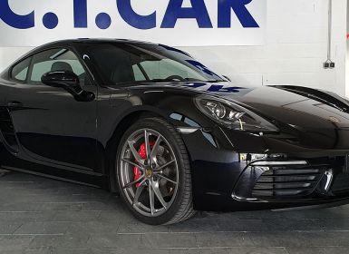 Vente Porsche 718 Cayman S Occasion