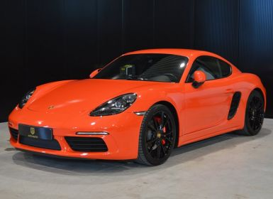 Voiture Porsche 718 Cayman S 2.5 Turbo PDK 350 ch 1 MAIN !! Occasion