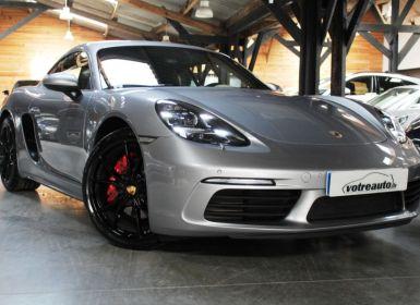 Vente Porsche 718 Cayman S PDK Occasion