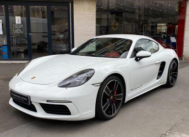 Vente Porsche 718 Cayman S PDK Leasing