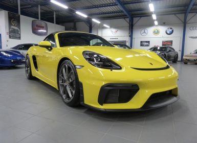 Achat Porsche 718 Spyder 4.0 420CH Neuf