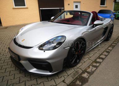 Vente Porsche 718 Spyder Pack intérieur Classic, Phares LED, Sièges baquets intégraux, BOSE, Apple CarPlay Occasion