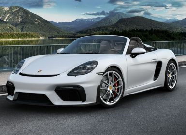 Vente Porsche 718 Spyder Porsche 718 Spyder Neuf
