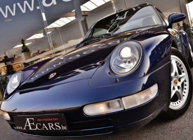 Achat Porsche 911 - 993 - TARGA - MANUAL - LEATHER - AIRCO - TOP - Occasion