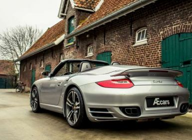 Vente Porsche 911 - - TURBO - TIPTRONIC S - XENON - LEATHER - BOSE - - Occasion