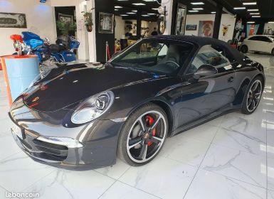 Vente Porsche 911 / 991 Carrera 4S Cabriolet PDK Occasion