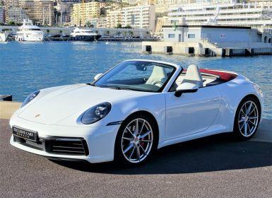 Porsche 911  TYPE 992 CARRERA S CABRIOLET PDK 450 CV Occasion