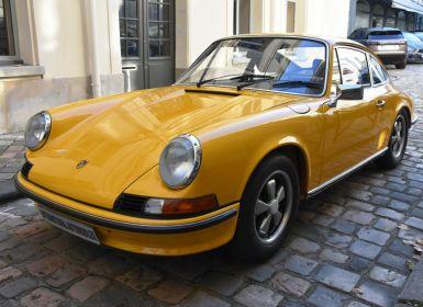 Porsche 911 2.4 S état Concours