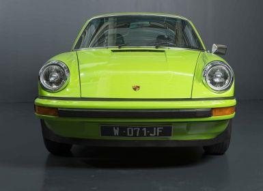 Vente Porsche 911 2,7L coupé 1974 Occasion