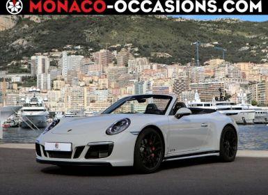 Achat Porsche 911 3.0 450ch 4 GTS PDK Occasion